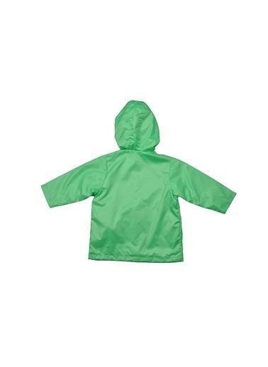 Zeyland Yağmurluk Yeşil